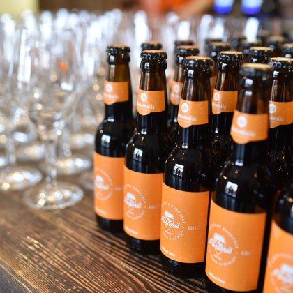 Alus kvartāla atklāšana/ The Opening of Beer District